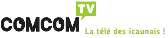 logo comcom tv