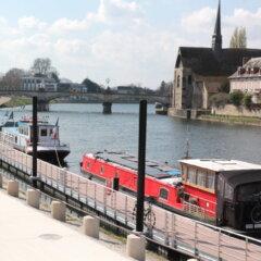 bateaux halte fluviale