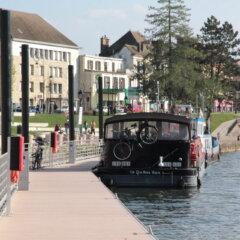 bateau halte fluviale