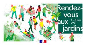 rendez-vous aux jardins Villeneuve-sur-Yonne