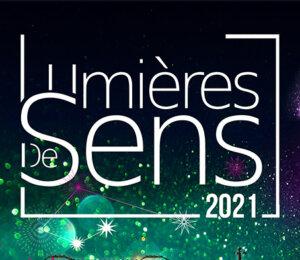 logo lumières de Sens